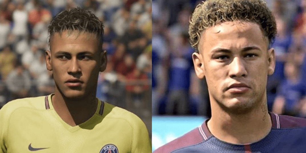 Salah Ramos Neymar Fifa  Players New Faces Photos