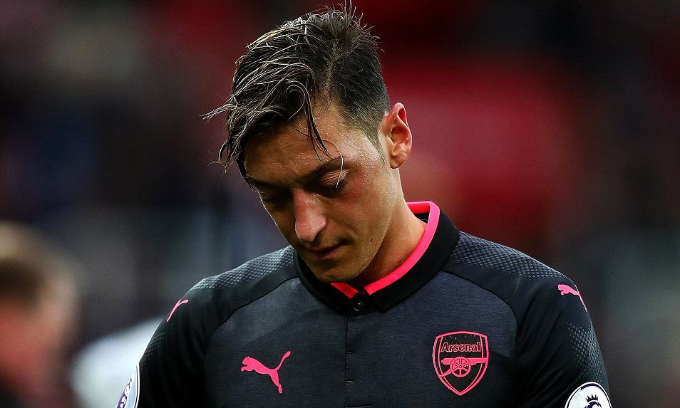 Revealed Unai Emery Unveils The True Reason For Mesut Ozil To Be