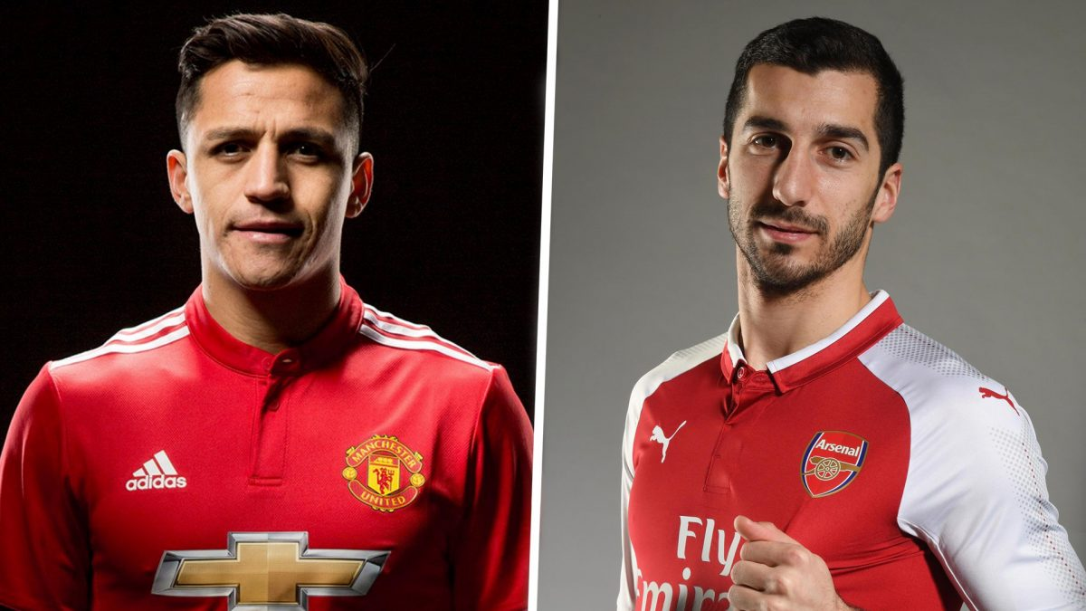 official photos 17747 86f51 Manchester United fans posted hilarious message to Arsenal ...