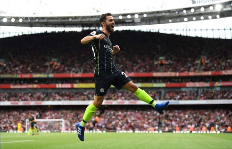 Full Time Arsenal 0 2 Manchester City All Goals And Highlights