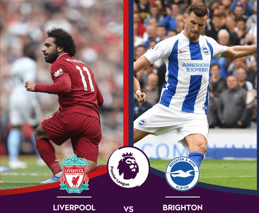 Liverpool VS Brighton: What you need to know