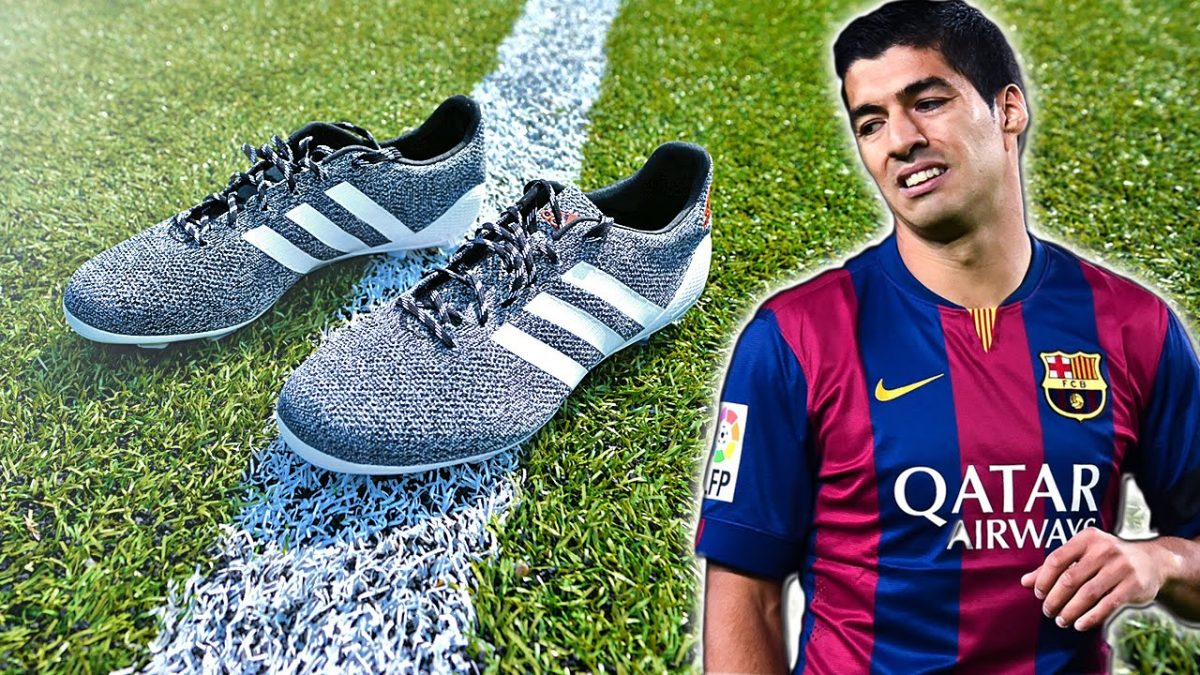 a843c07402e Barcelona star Luis Suarez has announced he is switching from Adidas to Puma.  The star s sportswear sponsor posted an animated video in which Suarez is  ...