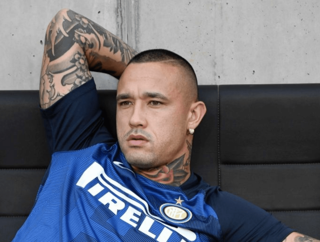 new styles c8919 dffa6 Radja Nainggolan noticed at disco in Bergamo (PHOTO) - Vbet News