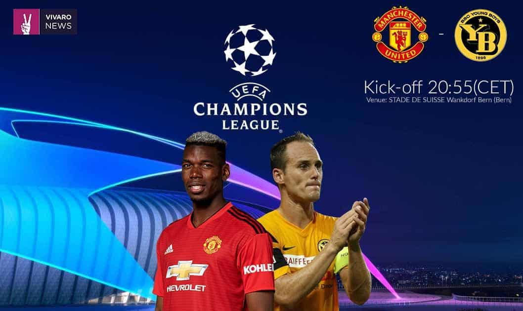 Ucl Young Boys V Manchester United Preview And Possible Starting Xi