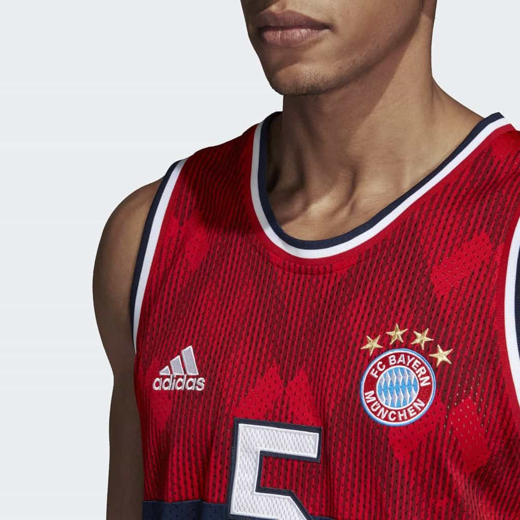 7616b5b32f4 Adidas released Bayern Munich