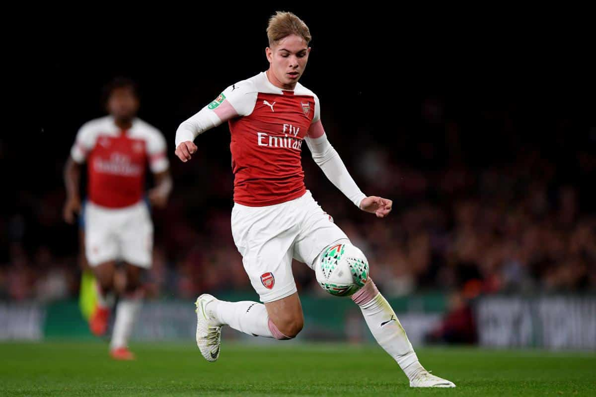 Arsenal Made A Transfer Decision On Emile Smith Rowe