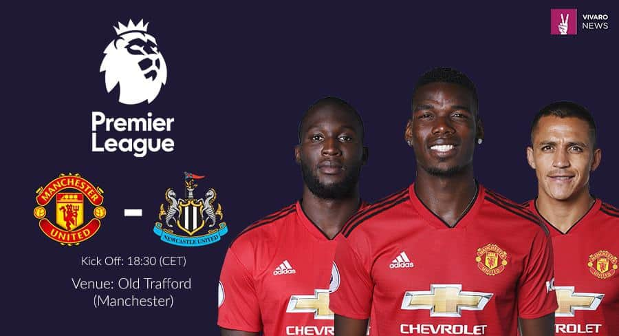 Manchester United V Newcastle United Preview And Possible Xi