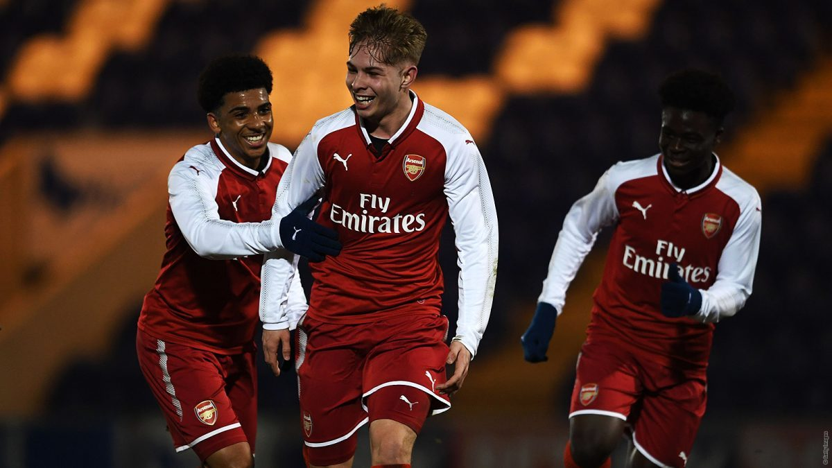 Emile Smith Rowe Names The Pl Player He Wants To Replicate