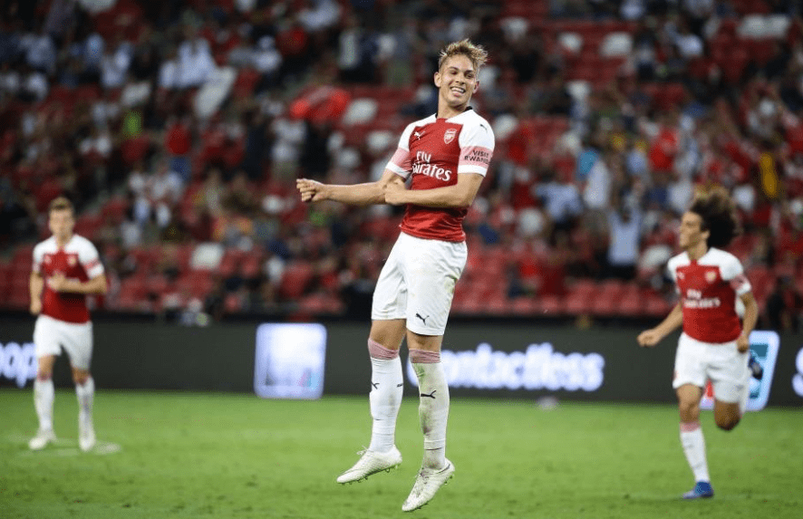 Unai Emery Gives Update On Emile Smith Rowe S Future