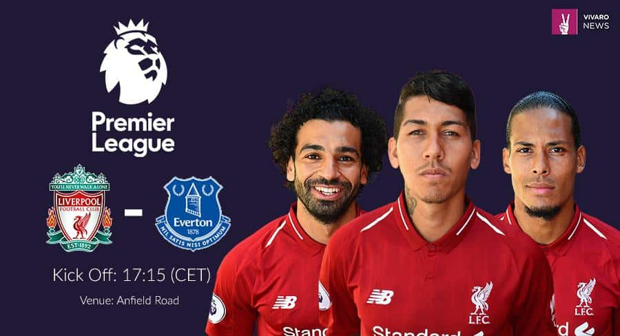 Liverpool VS Everton: Preview and Possible XI - Vbet News
