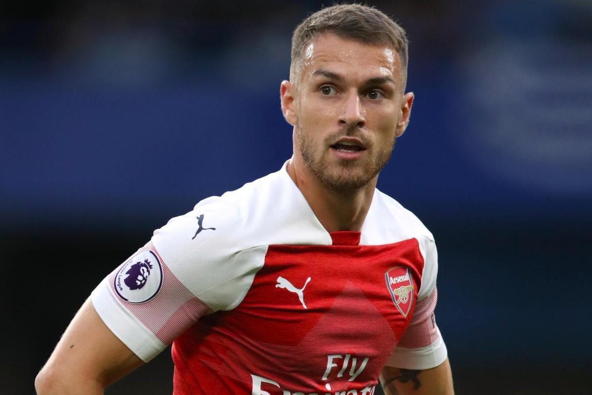 Ramsey Juve: Tuttosport. Aaron Ramsey Is Set To Join Seria A Giants