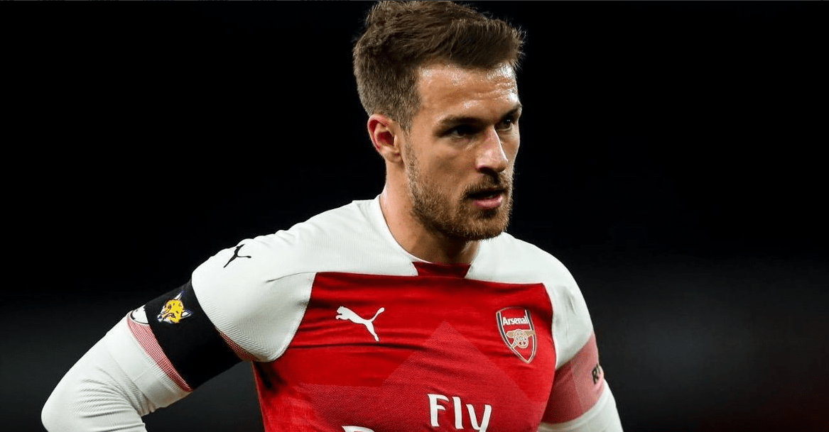 23014cc03 Juventus have officially confirmed Aaron Ramsey will join them from Arsenal  on June 30. 28-year-old player has signed ...