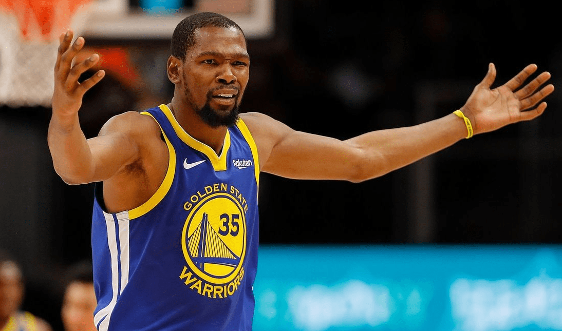 5d45cf49e325 Tracy McGrady thinks Kevin Durant leaving the Golden State Warriors would  be great for the NBA.