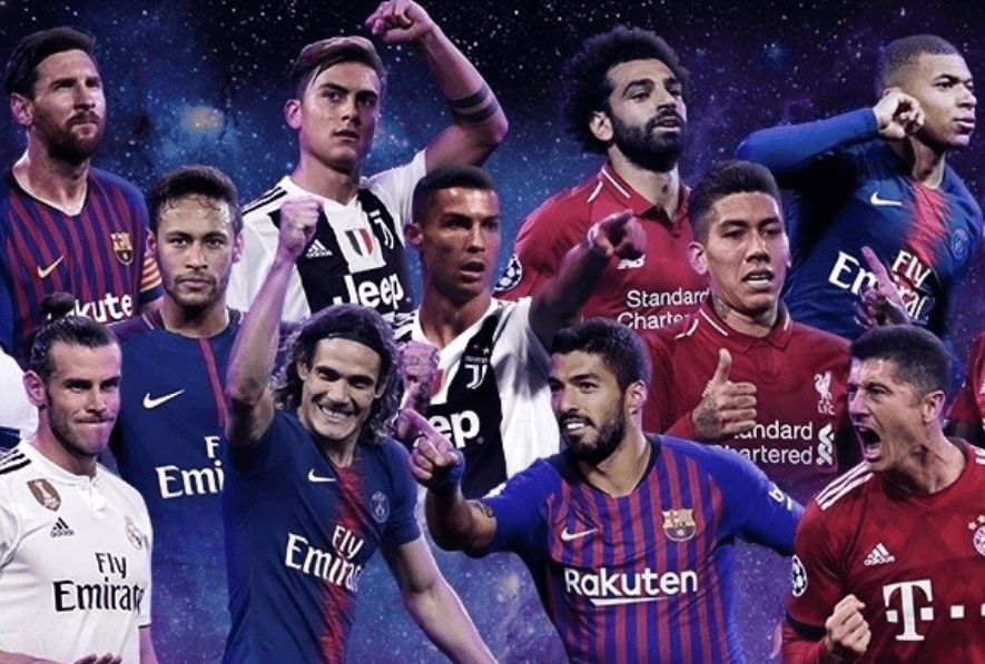 Versiculos De La Biblia De Animo: UEFA Team Of The Year Nominees Have Been Revealed