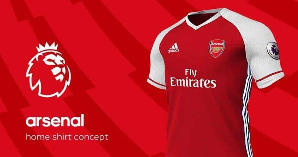 "96fa9747d Arsenal 2019-20 away kit by Adidas will bring back iconic ""Bruised Banana""  design in a modern way, according to Footyheadlines."
