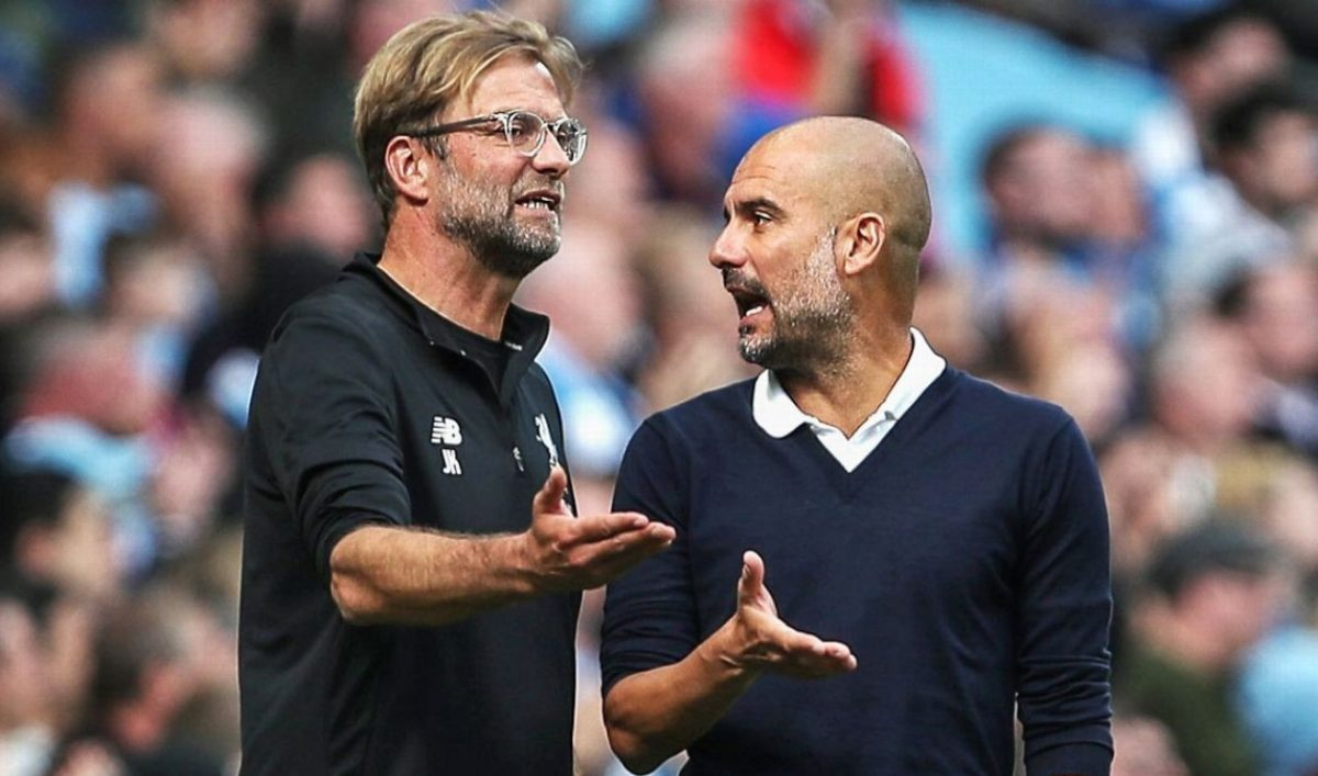 Image result for klopp pep