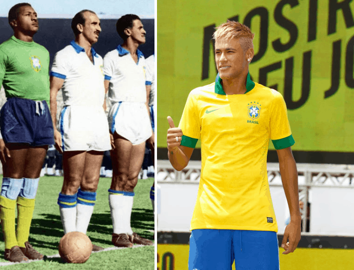 check out 2176c 873a5 Nike Brazil 2019 Copa America Home Kit Leaked - Vbet News