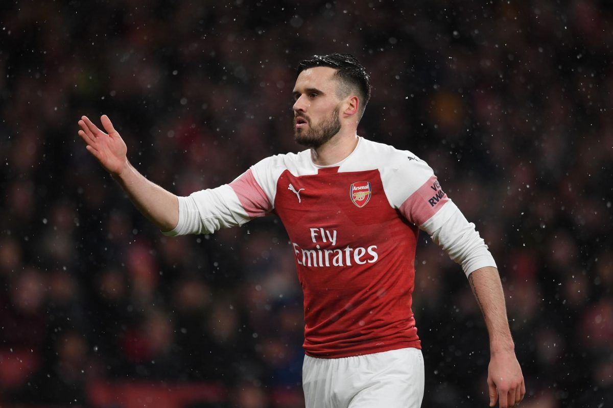 Arsenal 'in talks' with Nottingham Forest over Carl Jenkinson