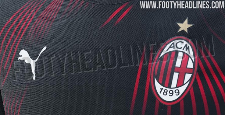 9abaaee49 FootyHeadlines  AC Milan 2019-20 third kit leaked (PHOTOS) - Vbet News