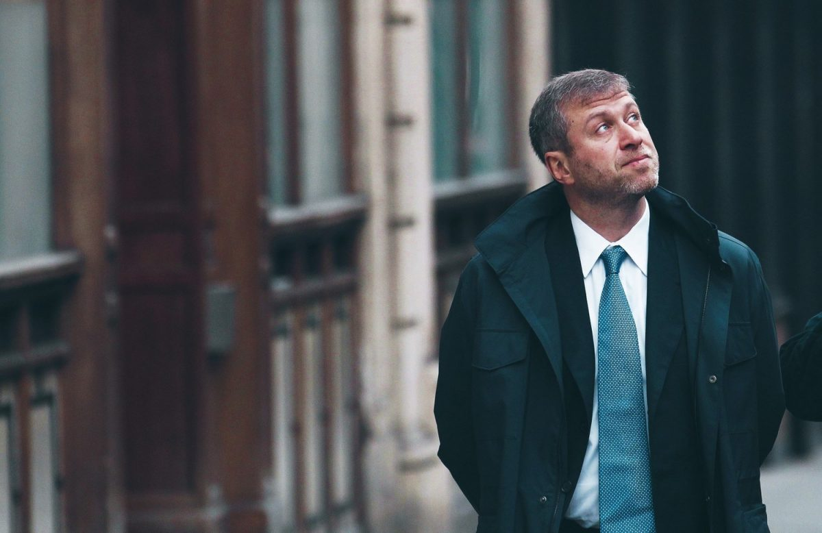 Chelsea owner Roman Abramovich in London