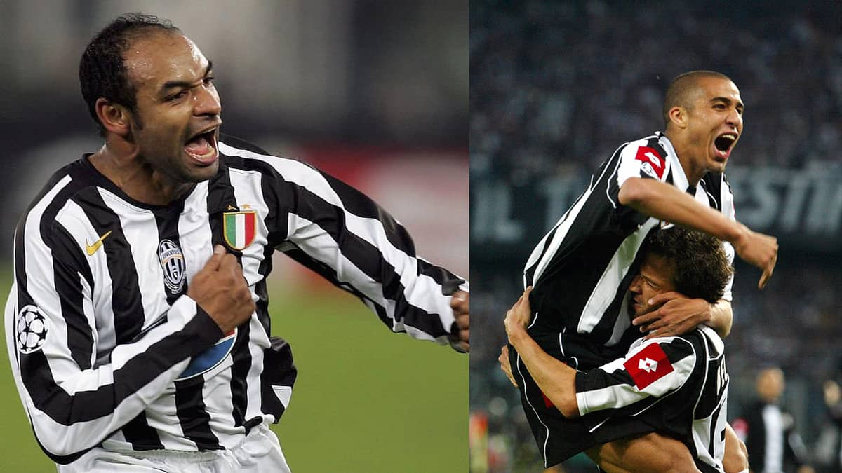 The history of Juventus comebacks in Champions League/European Cup of ...