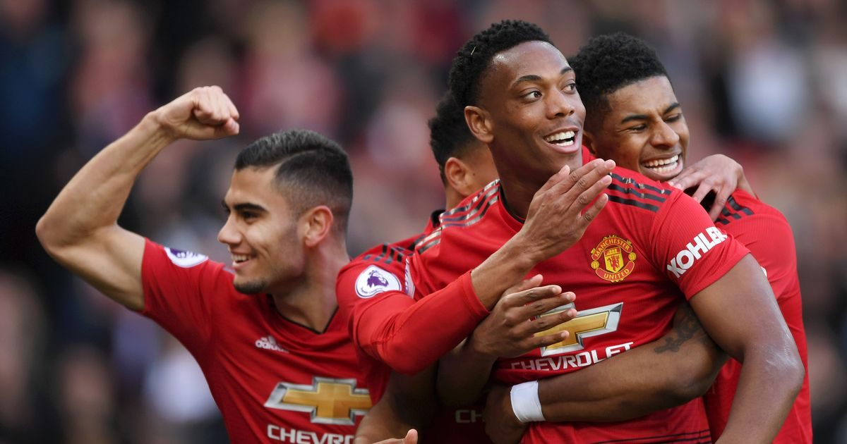 Complete Manchester United Fixture Schedule For April 2019 Both In Premier League And Champions League