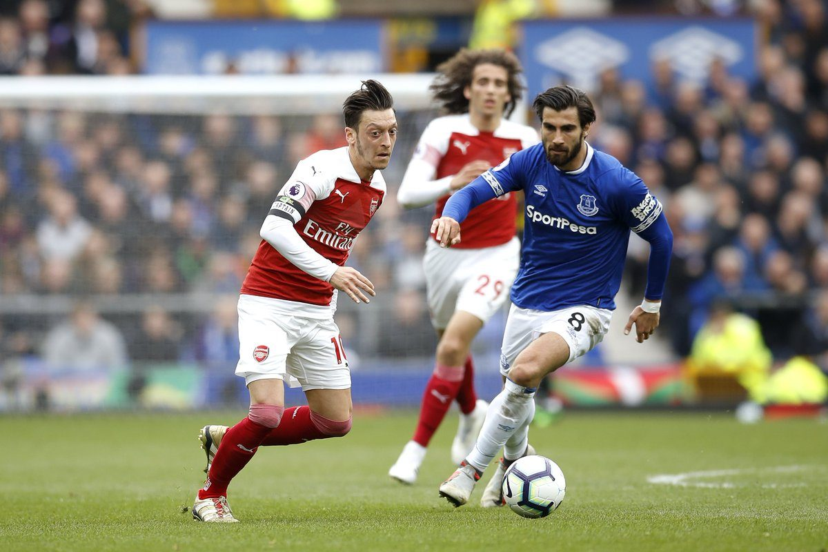 Everton - Arsenal 1-0: All Goals and Highlights (VIDEO)