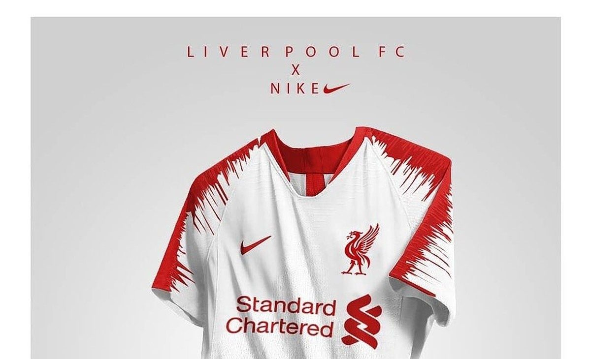 premium selection 6324e d68e5 Liverpool in talks over Nike deal that would eclipse ...