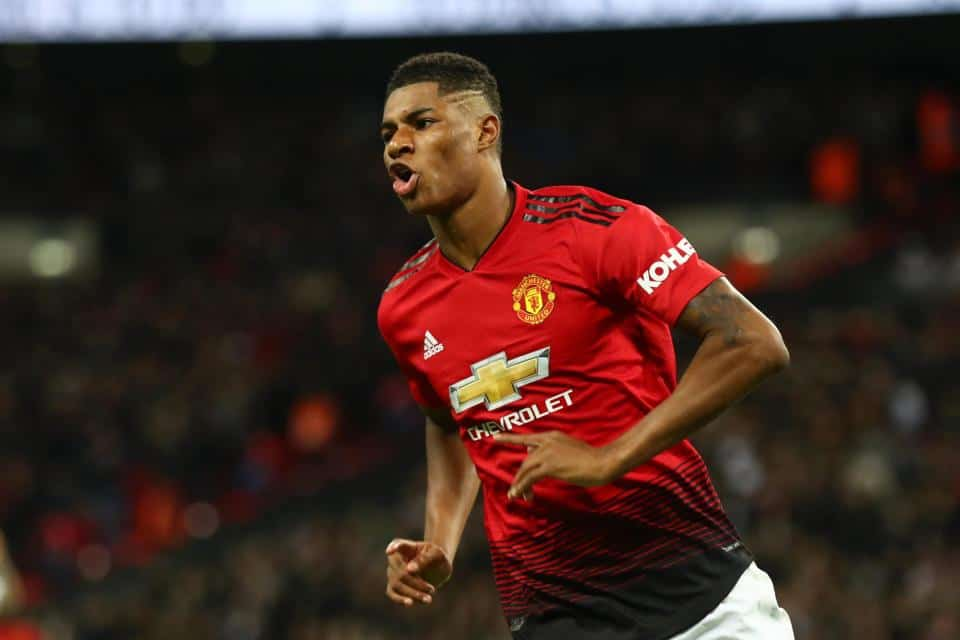 Marcus Rashford Closes In On Stunning New 78million Deal
