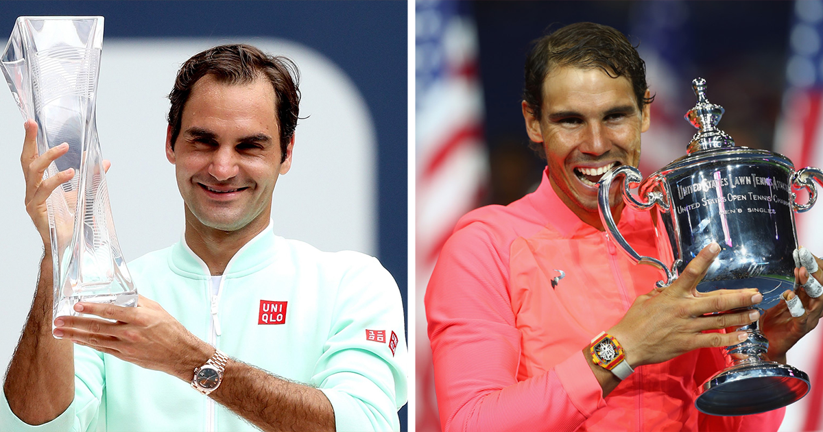 Rafael Nadal Reveals Whether He Is Friends With Roger Federer