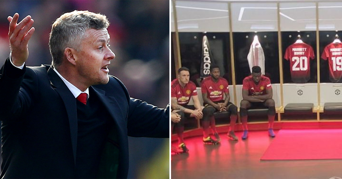 Why Manchester United Dressing Room Was Almost Like A Funeral After Winning To Go Fourth