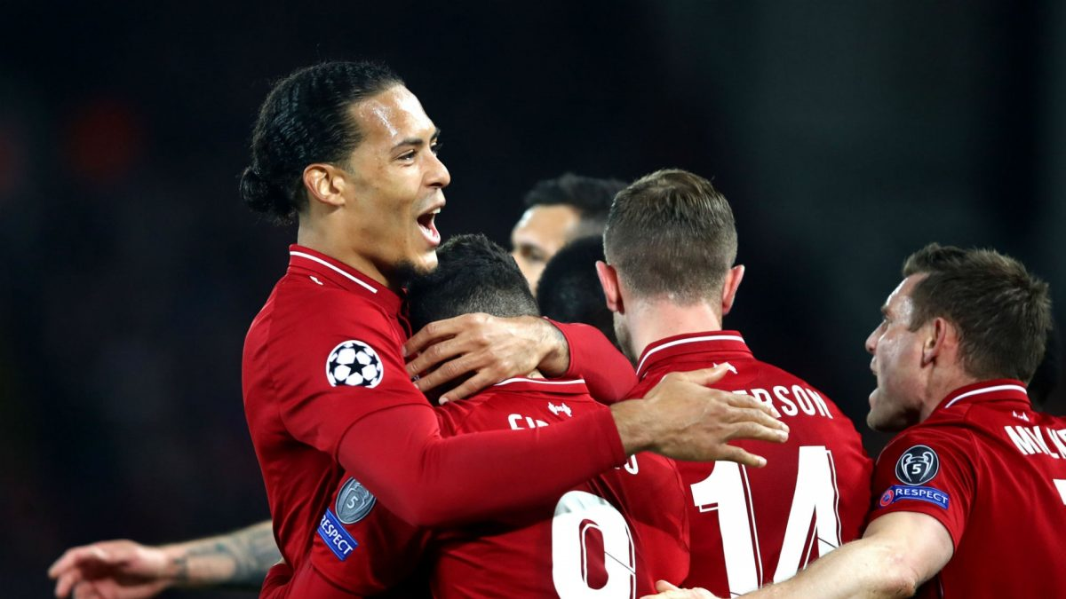 best website e0a8b ea3c2 Leaked: How will Liverpool's 2019/20 home kit look like ...