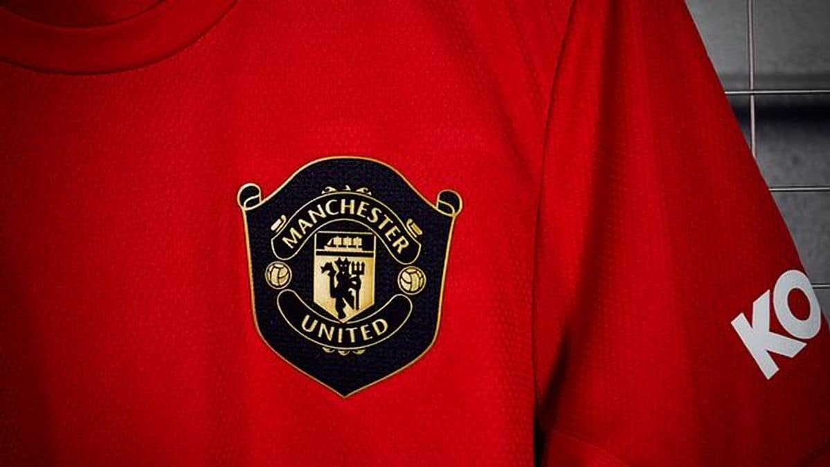 Manchester United Unveil New 2019 20 Home Kit