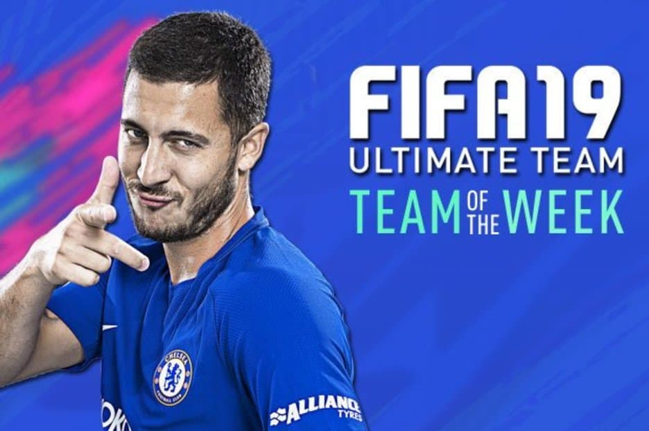 FIFA 19 Ultimate Team TOTW 34 Prediction  Liverpool and