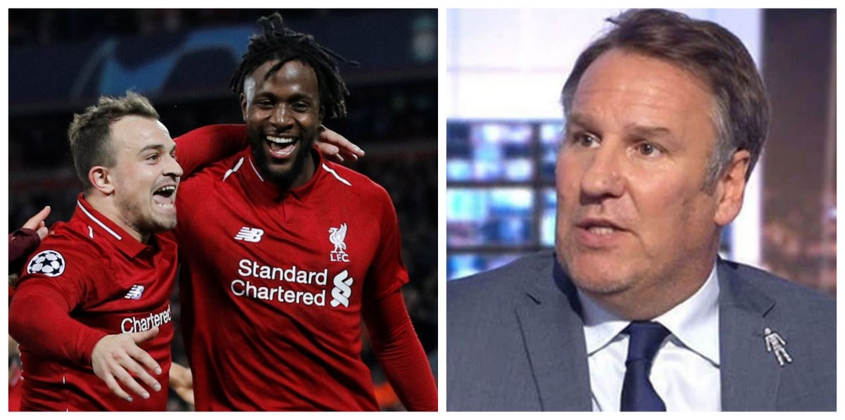 Paul Merson gives his prediction for Liverpool - Wolves clash - Vbet