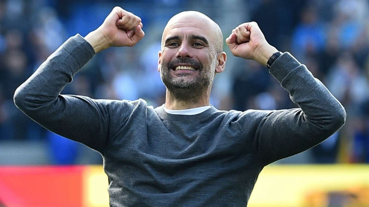 AGI: Guardiola will be presented as the Juventus boss on 14 June