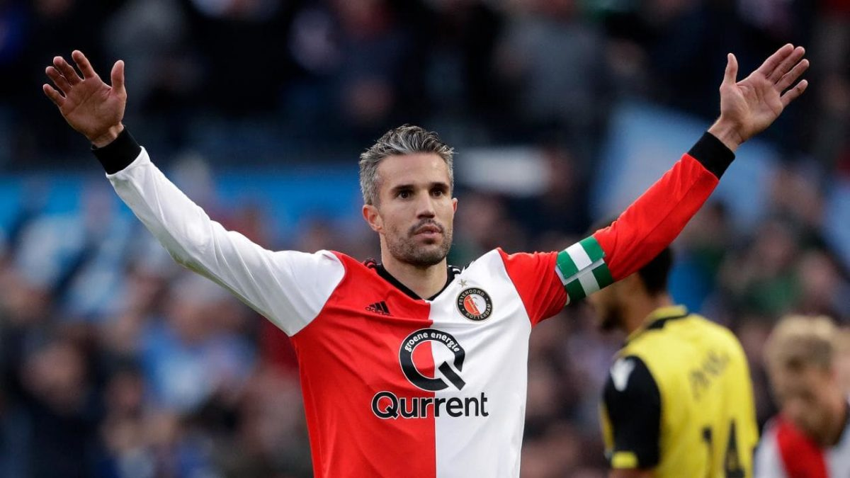 Robin van Persie makes Europa League final prediction - Vbet News