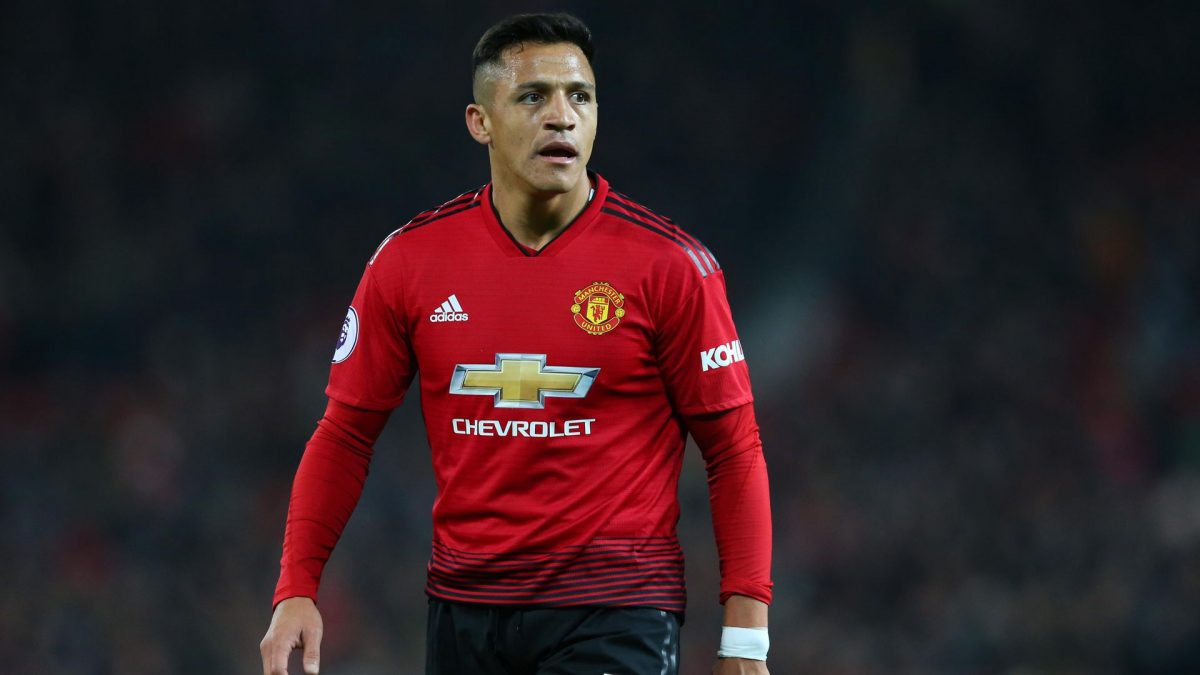huge selection of b2164 590a6 Manchester United react to surprise Alexis Sanchez 'loan ...