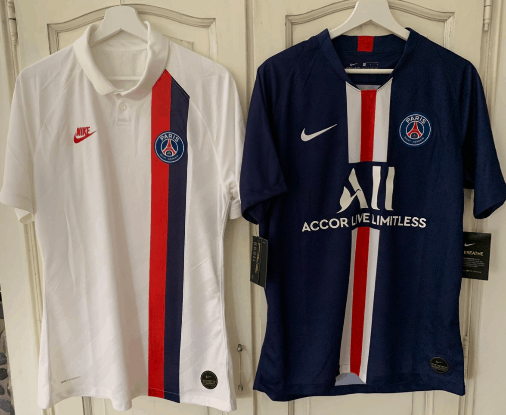 competitive price 8efc8 aac73 PSG 2019/20 Third Kit Leaked (PHOTO) - Vbet News