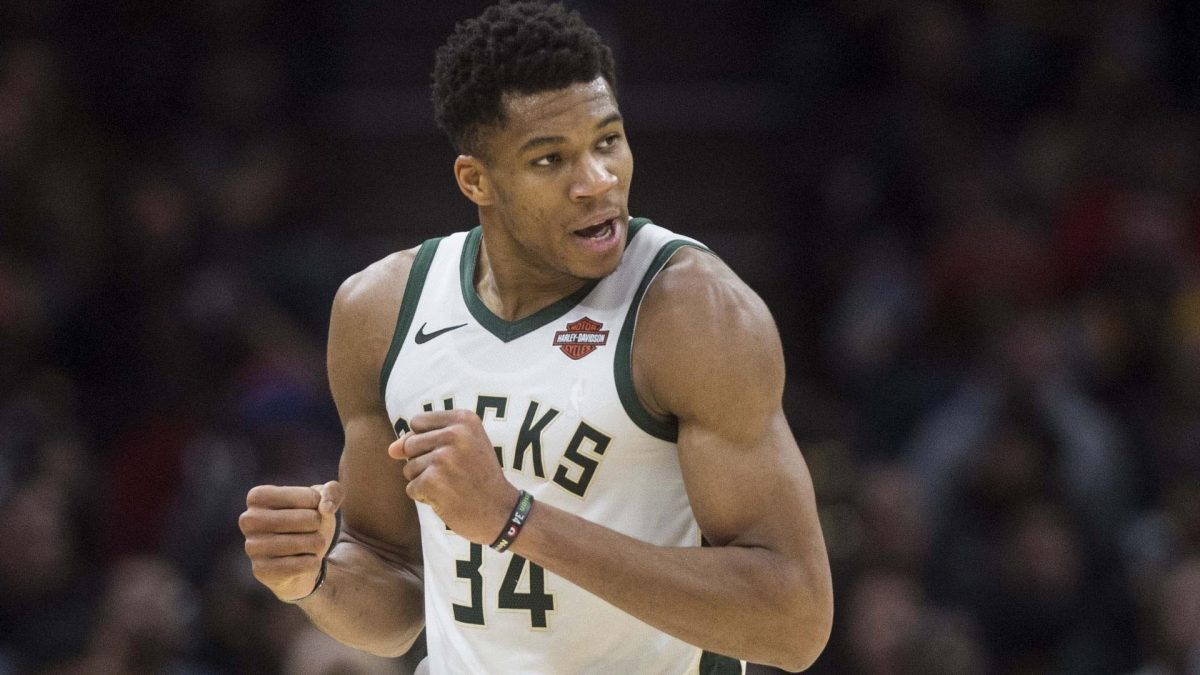 Giannis Antetokounmpo reveals the truth about not having access to a hoop in quarantine