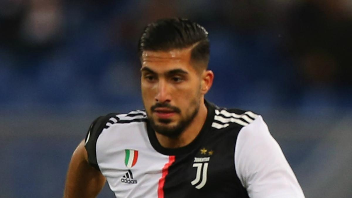 Liverpool fans react on Emre Can being left out of Juventus