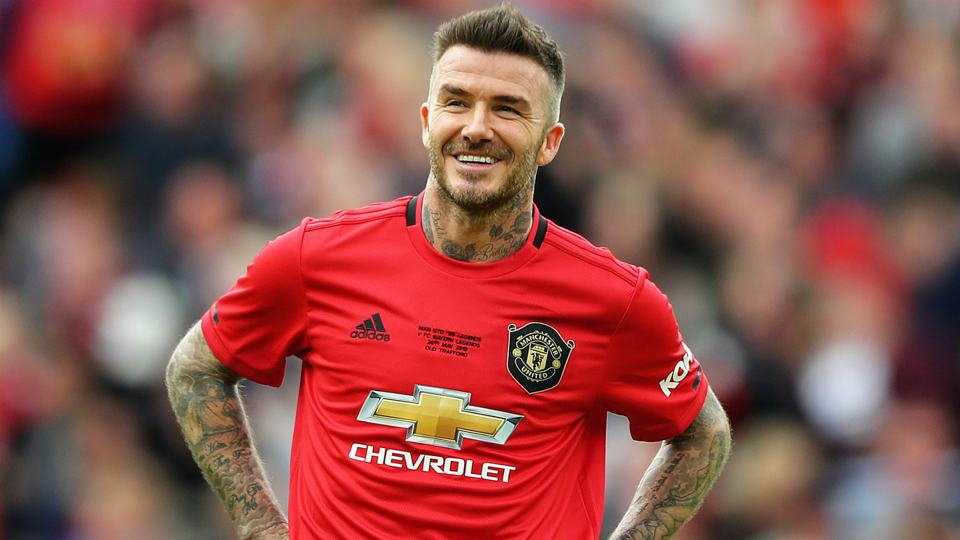 What Has Manchester United Legend David Beckham Said About