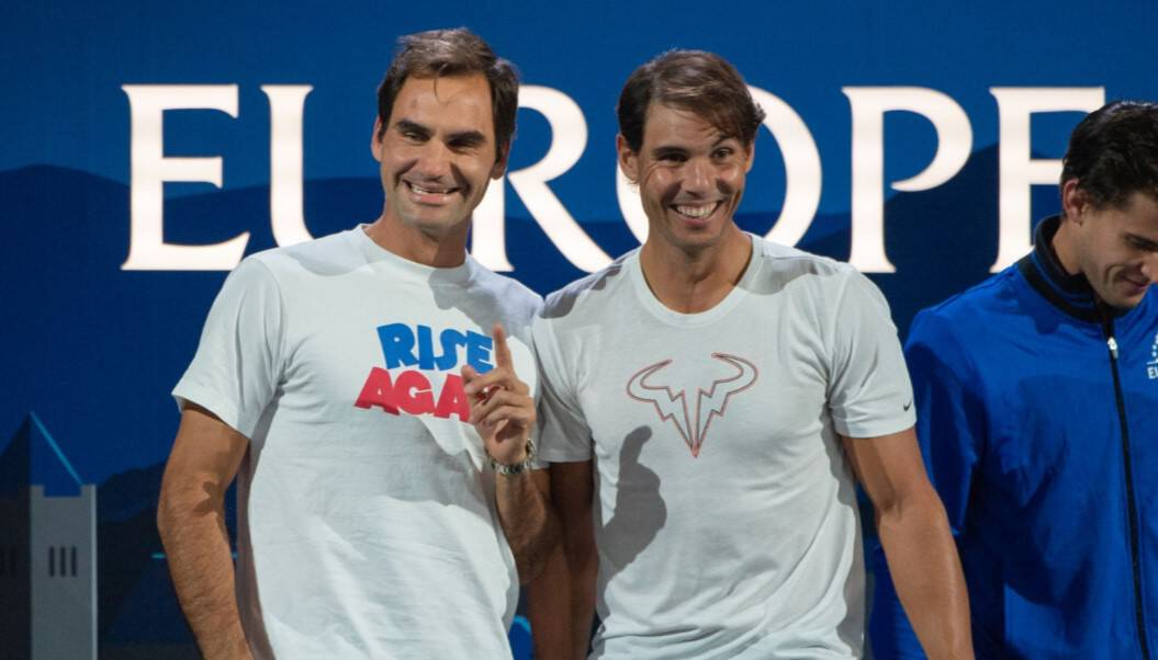 Roger Federer Plays Down Rafael Nadal Friendship After Laver Cup