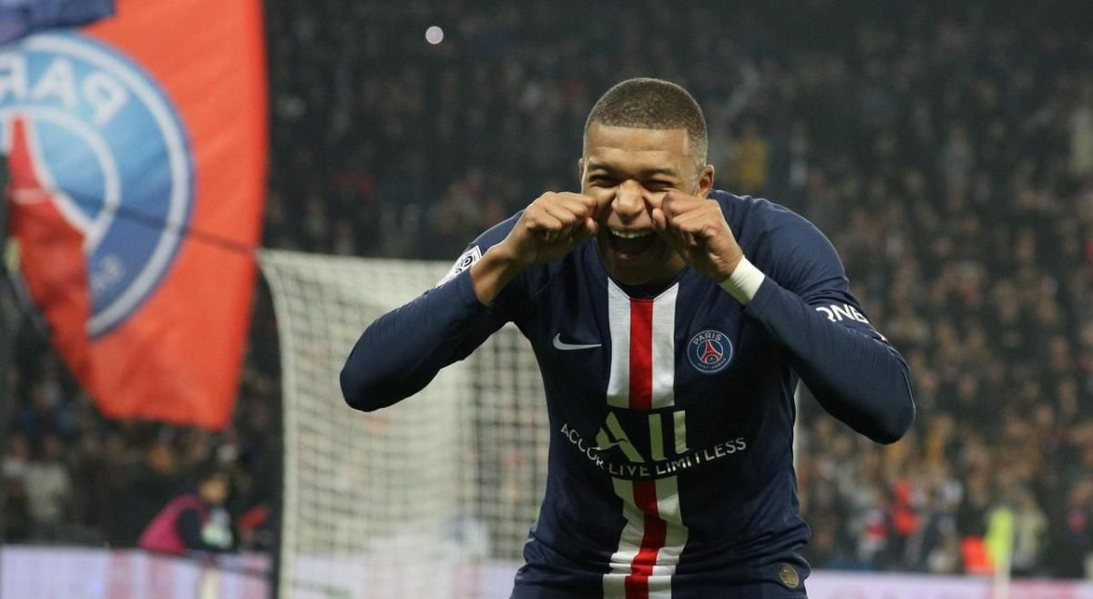 Mbappe 2020. Liverpool fans get excited as Kylian Mbappe drops ...