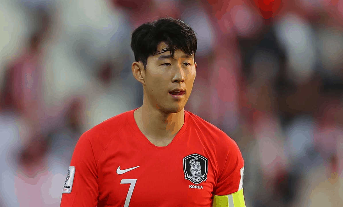 Son Heung-Min Joins The Marine Corps Of South Korea To