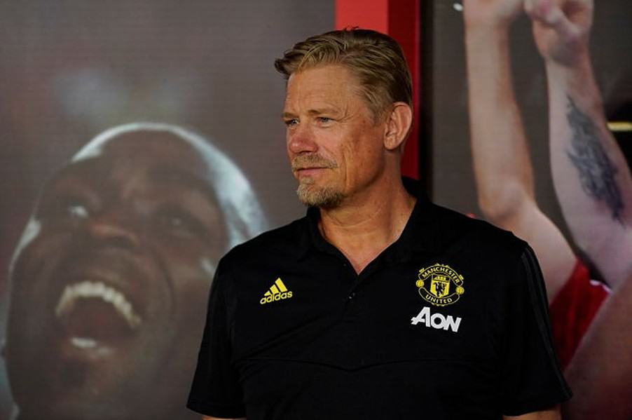 Peter Schmeichel Manchester United legend