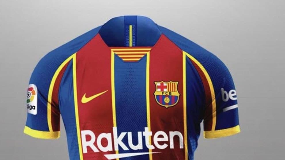 Leaked Barcelona New 2020 21 Kits New Ridiculous Home Kit