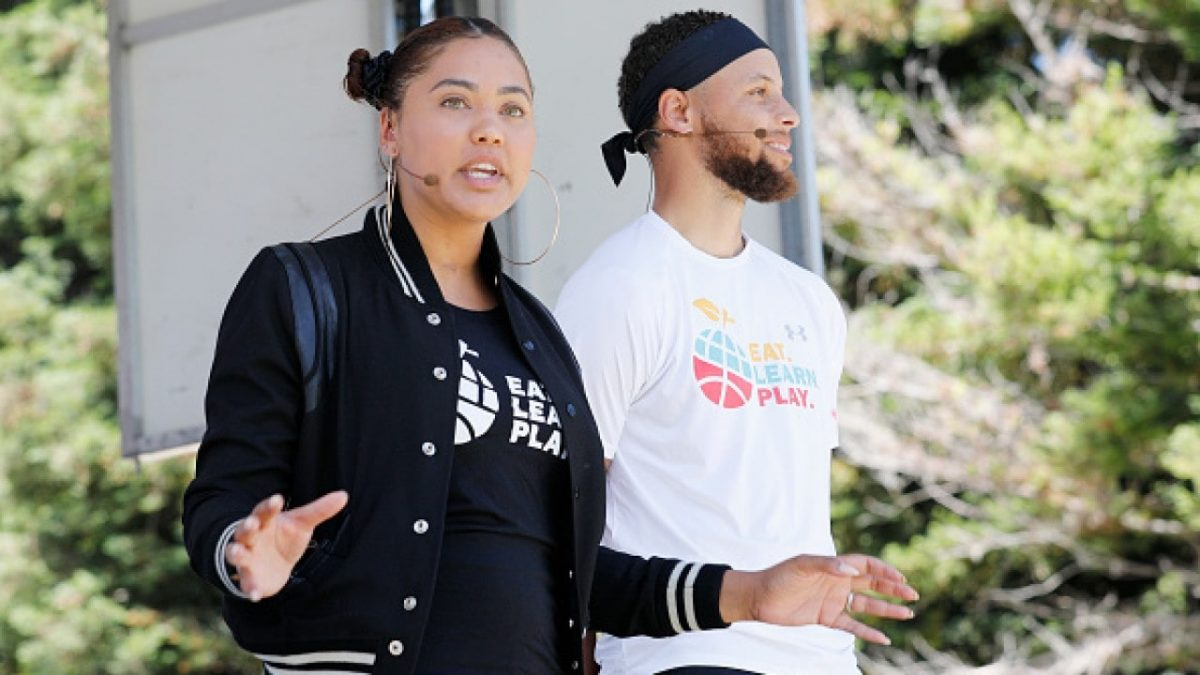 Stephen Curry and Ayesha Curry pledge meal donation for children