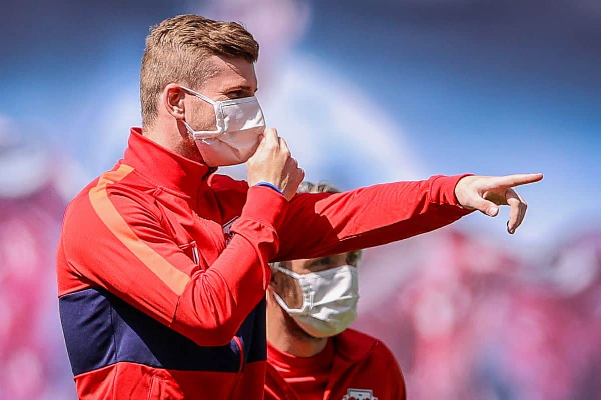 RB Leipzig star Timo Werner back in action as Bundesliga resumes from suspension