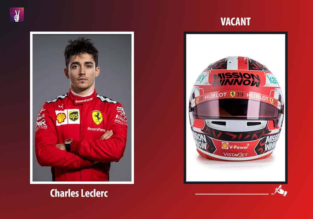 Sebastian Vettel leaves Ferrari, who will take his seat?